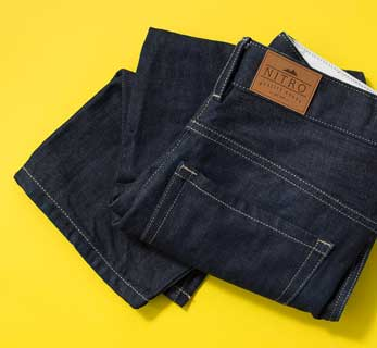 Jacron Labels for Denim